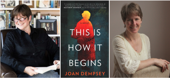 This Is How It Begins >> Kathy Johnson Joan Dempsey Reading Conversation This Is How It